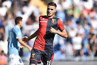 Paolo Ghiglione of Genoa <br /> Roma 29-9-2019 Stadio Olimpico <br /> Football Serie A 2019/2020 <br /> SS Lazio - Genoa CFC <br /> Foto Andrea Staccioli / Insidefoto