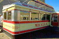 The historic Mickey's dining cafe.  St Paul Minnesota USA