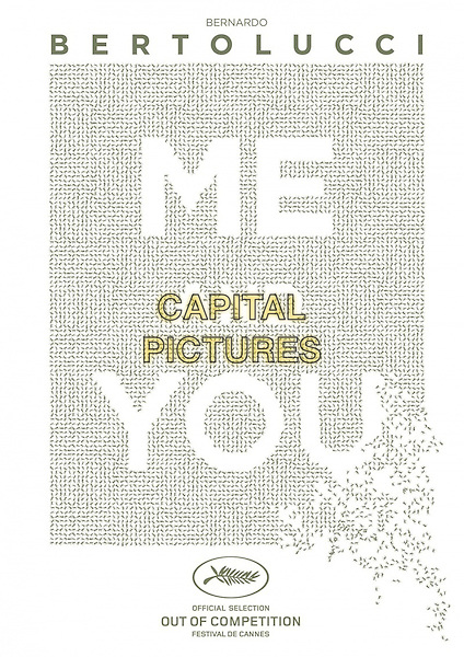 POSTER ART<br /> in Me and You (2012)<br /> (Io e te)<br /> *Filmstill - Editorial Use Only*<br /> CAP/NFS<br /> Image supplied by Capital Pictures