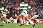 Fraser Wishart, Rangers playing at Hampden the home of Celtic in the 1994 season