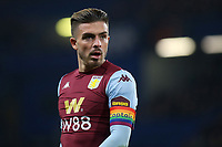 Aston Villa captain, Jack Grealish wears the Rainbow armband during Chelsea vs Aston Villa, Premier League Football at Stamford Bridge on 4th December 2019