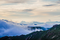 The Mist, la Sierra, Huasabas