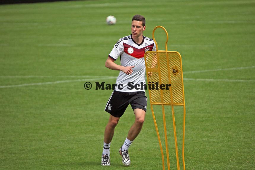 Julian Draxler - Abschlusstraining der Deutschen Nationalmannschaft gegen die U20 im Rahmen der WM-Vorbereitung in St. Martin