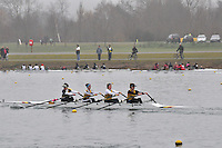 022 ChristchurchRC W.SEN.4x‐..Marlow Regatta Committee Thames Valley Trial Head. 1900m at Dorney Lake/Eton College Rowing Centre, Dorney, Buckinghamshire. Sunday 29 January 2012. Run over three divisions.