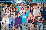 John Hehir(seated front)from Doon,Tralee celebrated his 21st birthday in fine style in the Mall Tavern,Tralee,last Friday night with many Friend's and Family.