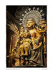 Altar in the Monastir de Bonany, Mallorca, Spain by Larry Angier.