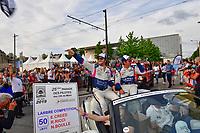 #50 LARBRE COMPETITON (FRA) LIGIER JSP217 GIBSON LMP2 ERWIN CREED (FRA) ROMANO RICCI (FRA) NICHOLAS BOULLE (USA)
