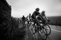 riding in the rain<br /> <br /> 2013 Tour of Britain<br /> stage 1: Peebles - Drumlanrig Castle, 209km
