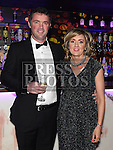 Alan and Deborah Delahan at the ABACAS Valentine Ball at the Westcourt Hotel. Photo:Colin Bell/pressphotos.ie