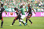 Deportivo Cali venció como local 2-0 (2-0, en el global) a América. Semifinal vuelta Liga Águila I-2017.