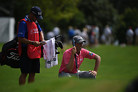 Webb Simpson (USA) during the second round of The Tour Championship, East Lake Golf Club, Atlanta, Georgia, USA. 22/08/2019.<br /> Picture Ken Murray / Golffile.ie<br /> <br /> All photo usage must carry mandatory copyright credit (© Golffile | Ken Murray)