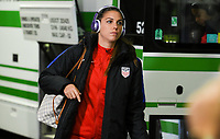 Vancouver, Canada - Thursday November 09, 2017: Alex Morgan during an International friendly match between the Women's National teams of the United States (USA) and Canada (CAN) at BC Place.