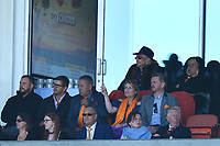 Blackpool owner Owen Oyston (back row) looks on<br /> <br /> Photographer Richard Martin-Roberts/CameraSport<br /> <br /> The EFL Sky Bet League One - Blackpool v Milton Keynes Dons - Saturday August 12th 2017 - Bloomfield Road - Blackpool<br /> <br /> World Copyright &copy; 2017 CameraSport. All rights reserved. 43 Linden Ave. Countesthorpe. Leicester. England. LE8 5PG - Tel: +44 (0) 116 277 4147 - admin@camerasport.com - www.camerasport.com