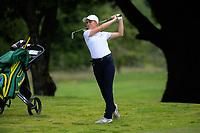 Mackenzie Wilson. 2018 Annika Australiasia Invitational Junior-Am at Royal Wellington Golf Club in Upper Hutt, Wellington, New Zealand on Friday, 14 December 2018. Photo: Dave Lintott / lintottphoto.co.nz