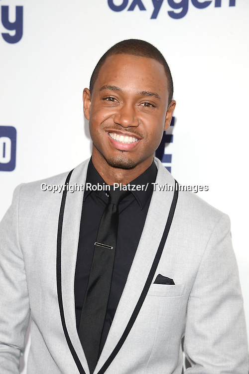 Terrence Jenkins attends the NBCUniversal Cable Entertainment Upfront <br /> on May 15, 2014 at The Javits Center North Hall in New York City, New York, USA.