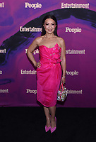 NEW YORK, NEW YORK - MAY 13: Ming-Na Wen attends the People & Entertainment Weekly 2019 Upfronts at Union Park on May 13, 2019 in New York City. <br /> CAP/MPI/IS/JS<br /> ©JS/IS/MPI/Capital Pictures