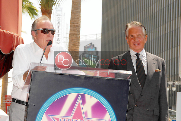 James Caan and George Hamilton<br />at the ceremony honoring George Hamilton with the 2,388th Star on the Hollywood Walk of Fame. Hollywood Boulevard, Hollywood, CA. 08-12-09<br />Dave Edwards/DailyCeleb.com 818-249-4998