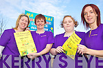 ANSWERS: Looking for answers at the quiz in aid of the Na Leanaí Childcare Centre in Causeway on Friday night will be, l-r: Helena O'Leary (Pre-School Leader), Teresa Reil-O'Connor (Manager), Louise Corridan (Creche Leader), Caitriona Begley (Pre-School Leader).