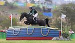 08/08/2016 - Eventing Cross Country - Deodoro Equestrian Centre - Rio de Janeiro - Brazil
