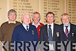 CAPTAINS: Pictured at the 2008 Club Captains meeting in Killarney Golf and Fishing Club on Monday night were