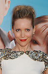 "WESTWOOD, CA - AUGUST 01: Leslie Mann attends ""The Change-Up"" Los Angeles Premiere at Regency Village Theatre on August 1, 2011 in Westwood, California."