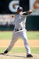 Jeremy Jeffress - Surprise Rafters - 2010 Arizona Fall League.Photo by:  Bill Mitchell/Four Seam Images..