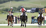 Action from the Elemis Polo at the Manor<br /> 15.06.13<br /> &copy;Steve Pope