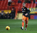 Sheffield United's Kieron Freeman in action during the League One match at the Valley Stadium, London. Picture date: November 26th, 2016. Pic David Klein/Sportimage