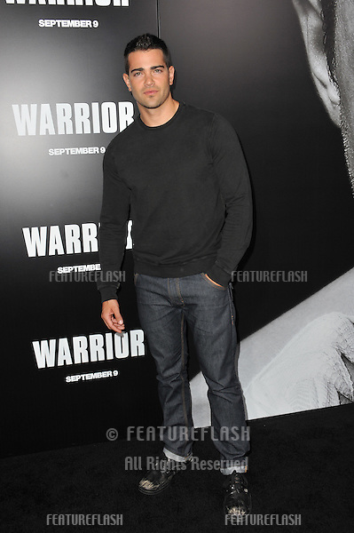 "Jesse Metcalfe at the world premiere of ""Warrior"" at the Arclight Theatre, Hollywood..September 6, 2011  Los Angeles, CA.Picture: Paul Smith / Featureflash"