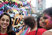 CAMPINAS, SP 17.05.2019 - DIA DE LUTA ANTIMANICOMIAL- Neste sábado (18), o Dia da Luta Antimanicomial é comemorado em todo o país.  Na cidade de Campinas (SP), nesta sexta-feira (17) um ato reuniu trabalhadores e usuários do serviço público de saúde, membros do Conselho Municipal de Saúde e do Fórum Popular de Saúde de Campinas, além de apoiadores da causa. <br /> Campinas é considerada cidade modelo para o tratamento da saúde mental. O Serviço de Saúde Dr. Cândido Ferreira, é a Instituição que gerencia a maior parte da saúde mental da cidade, com seu modelo de tratamento único e inclusivo. (Foto: Denny Cesare/Código19)