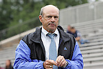 18 September 2009: UNC assistant coach Bill Palladino. The University of North Carolina Tar Heels defeated the Louisiana State University Tigers 1-0 at Koskinen Stadium in Durham, North Carolina in an NCAA Division I Women's college soccer game.