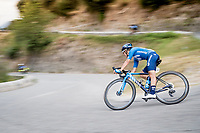 Barbara Guarischi (ITA/Movistar)<br /> <br /> 7th La Course by Tour de France 2020 <br /> 1 day race from Nice to Nice (96km)<br /> <br /> ©kramon