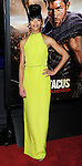 "Cynthia Addai-Robinson at the LA Premiere of ""Spartagus War Of The Damned"" held at Regal Cinemas L.A. LIVE January 22, 2013"