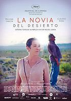 The Desert Bride (2017) <br /> (La Novia del Desierto) <br /> GERMAN POSTER ART<br /> *Filmstill - Editorial Use Only*<br /> CAP/FB<br /> Image supplied by Capital Pictures