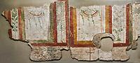 Roman fresco from Zeugma. 2nd - 3rd century AD.  Zeugma Mosaic Museum, Gaziantep, Turkey.