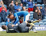 Joe Garner and Craig Gordon