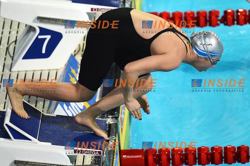 Diletta Carli Italia Women's 200m Freestyle .Istanbul 16/12/2012 Sinan Erdem Dome.World Swimming Championships Short course 25m Nuoto Istanbul.Foto Andrea Staccioli Insidefoto