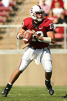 14 October 2006: T.C. Ostrander during Stanford's 20-7 loss to Arizona during Homecoming at Stanford Stadium in Stanford, CA.