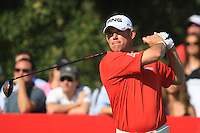 Lee Westwood (ENG) on the third day of the DUBAI WORLD CHAMPIONSHIP presented by DP World, Jumeirah Golf Estates, Dubai, United Arab Emirates.Picture Denise Cleary www.golffile.ie