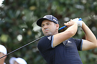 Sergio Garcia (ESP) tees off the 15th tee during Thursday's Round 1 of the 2017 PGA Championship held at Quail Hollow Golf Club, Charlotte, North Carolina, USA. 10th August 2017.<br /> Picture: Eoin Clarke | Golffile<br /> <br /> <br /> All photos usage must carry mandatory copyright credit (&copy; Golffile | Eoin Clarke)
