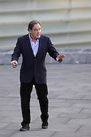 """North American director Oliver Stone posses in the photocall of the """"Untold History of the United States"""" documentary film presentation during the 61 San Sebastian Film Festival, in San Sebastian, Spain. September 24, 2013. (ALTERPHOTOS/Victor Blanco) <br /> San Sebastian Film Festival <br /> Foto Insidefoto"""