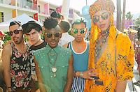 Rhonda International presents RHONDA QUEEN OF THE DESERT<br />  DJ sets by Les Sins, Homework, Gorgon City, Joakim, Totally Enormous Extinct Dinosaurs, and Matthew Dear