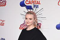 LONDON, UK. December 09, 2018: Grace Chatto (Clean Bandit) at Capital's Jingle Bell Ball 2018 with Coca-Cola, O2 Arena, London.<br /> Picture: Steve Vas/Featureflash