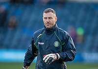 Goalkeeper / Coach Barry Richardson of Wycombe Wanderers during the Sky Bet League 2 match between Wycombe Wanderers and Hartlepool United at Adams Park, High Wycombe, England on 26 November 2016. Photo by Andy Rowland.