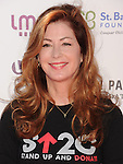 LOS ANGELES, CA - SEPTEMBER 07: Dana Delany arrives at Stand Up To Cancer at The Shrine Auditorium on September 7, 2012 in Los Angeles, California.