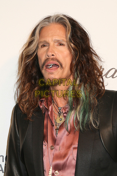 WEST HOLLYWOOD, CA - MARCH 2: Steven Tyler attending the 22nd Annual Elton John AIDS Foundation Academy Awards Viewing/After Party in West Hollywood, California on March 2nd, 2014. <br /> CAP/MPI/COR99<br /> &copy;COR99/MediaPunch/Capital Pictures