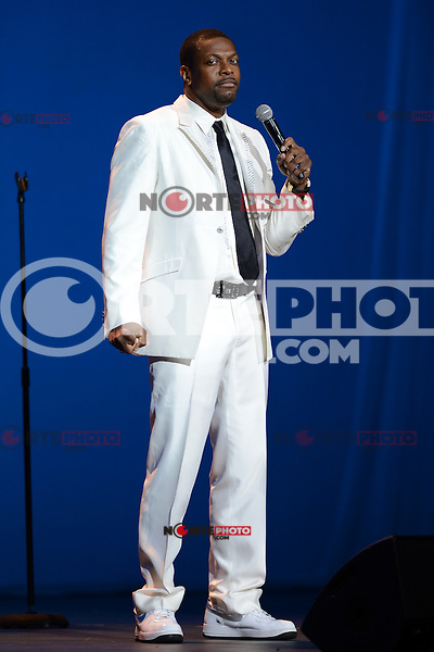 HOLLYWOOD FL - AUGUST 10 : Chris Tucker performs at Hard Rock live held at the Seminole Hard Rock Hotel & Casino on August 10, 2012 in Hollywood, Florida. © mpi04/MediaPunch Inc /NortePhoto.com*<br />