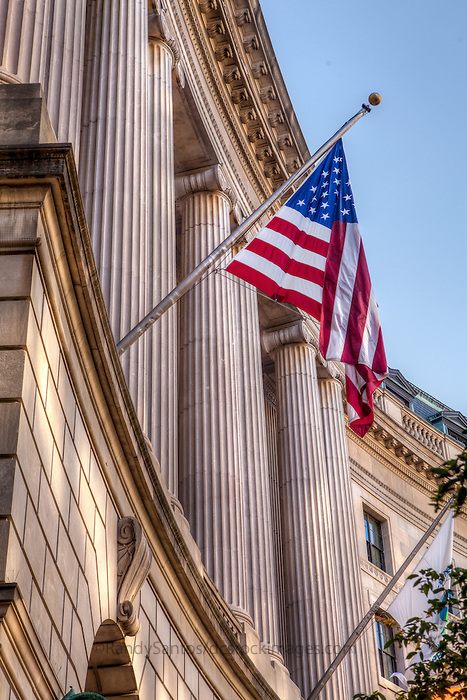 Clinton Federal Building Washington DC Architecture