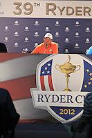 Ryder Cup 2012 Paul Lawrie
