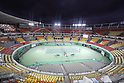 General view,  <br /> AUGUST 3, 2016 - Tennis : <br /> Men's Singles Training session <br /> at Olympic Tennis Centre <br /> during the Rio 2016 Olympic Games in Rio de Janeiro, Brazil. <br /> (Photo by Yusuke Nakanishi/AFLO SPORT)